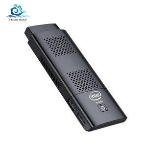 Mini PC Super Portable Intel Celeron N4100 4 go LPDDR4 EMMC 4 cœurs Windows 10 ventilateur de refroidissement Bluetooth 4.2 WiFi HDMI 2.0 bâton PC