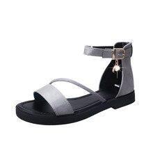 Женские босоножки на высоком каблуке; летние туфли на платформе с открытым носком; римские сандалии; женская пляжная обувь; модная удобная обувь