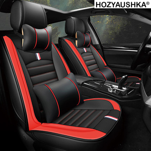 Image 5 - רכב מושב כיסוי, ארבע עונות אוניברסלי כרית כיסוי, 5 רכב כרית כיסוי, רכב אוניברסלי HOZYAUSHKA