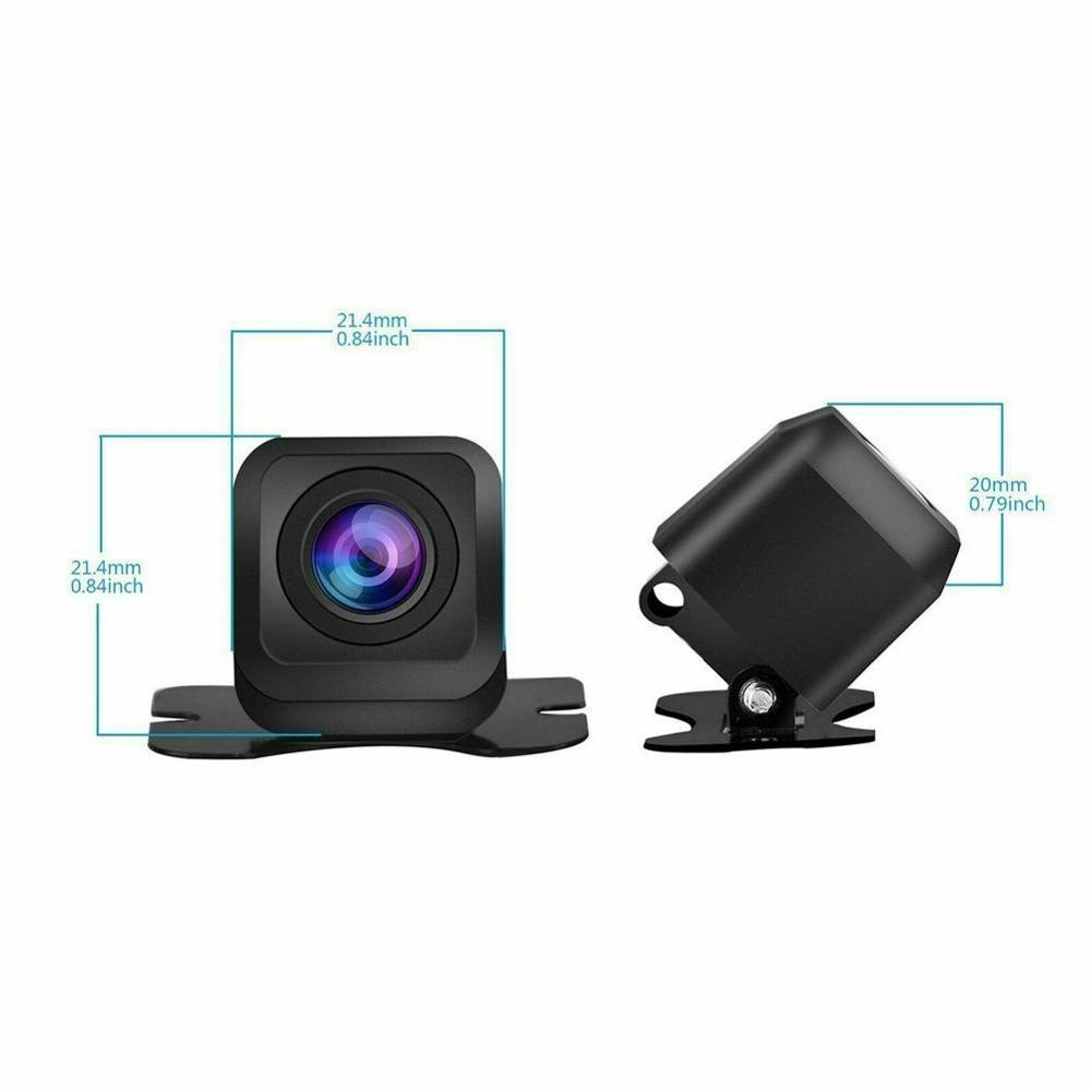 cheapest Car Rear View Camera Night Vision Reversing Auto Parking Monitor CCD Waterproof 170 Degree HD Video