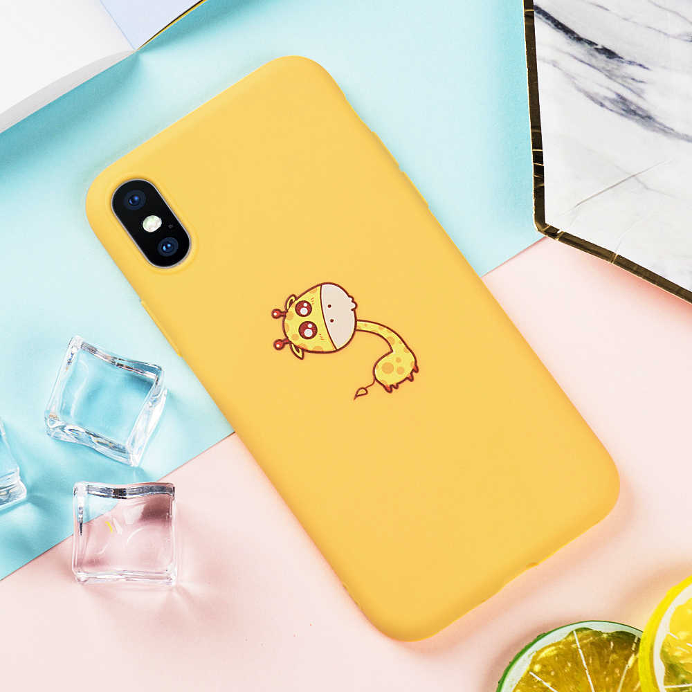 Para o iphone 11 XS Pro MAX XR X 7 8 6 6s Além de Abacate Padrão Phone Case de Silicone Suave caso TPU Fundas Coque Para o iphone 11 Pro MAX