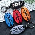 Schlüssel Fall für Nissan Versa Altima Armada Maxima für Titan 370Z für Infiniti M35 JX35 Q50 ABS Silikon Schlüssel Abdeckung auto Styling Fall-in Schlüsseletui für Auto aus Kraftfahrzeuge und Motorräder bei