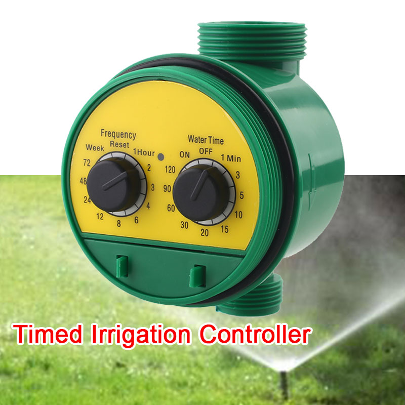 Water-Tap Irrigation Flower-Beds Gardener Planting Home Timing-Device Botany Convenient title=