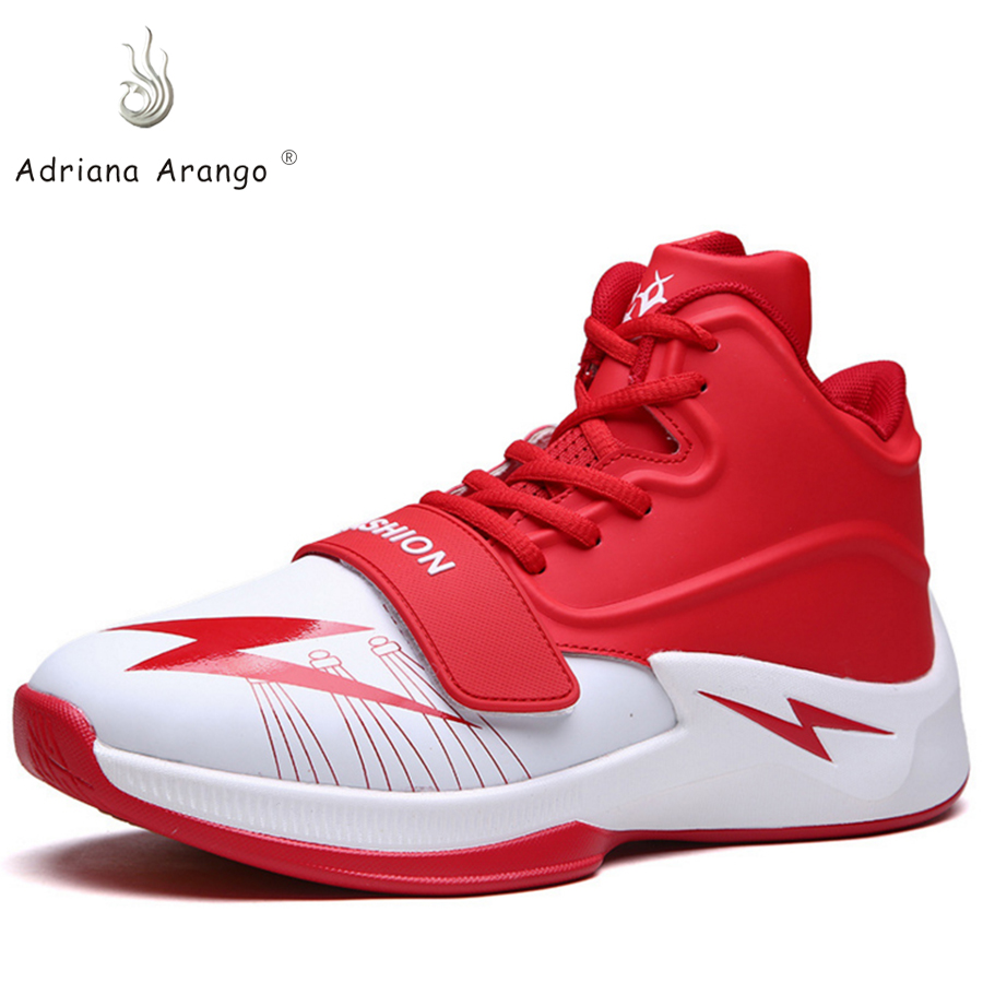 Adriana <font><b>KD</b></font> Basketball <font><b>Shoes</b></font> Men High Top Sport <font><b>Shoes</b></font> Jordan Light Tights Waterproof Basketball <font><b>Shoes</b></font> for Outdoor Sports image