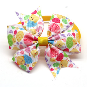 Image 5 - 50PC Cat Pet Dog Bow Tie Easter Pet Supplies Rabbit Pet Dog Puppy Bowties Neckties  Dog Grooming Accessories Pet Products