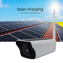Новая hd камера видеонаблюдения с низким энергопотреблением