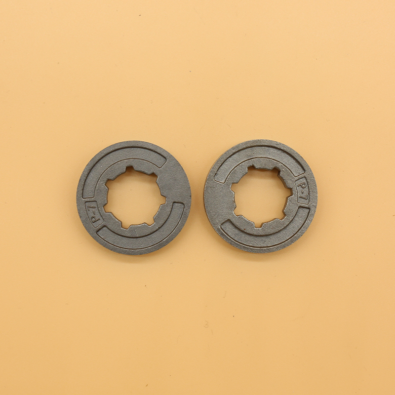 2 X P7 17mm Mini Sprocket Rim Fit For Stihl 021 024 026 MS260 MS240 MS261 023 017 018 MS170 MS180 MS211 MS211C 00006421240