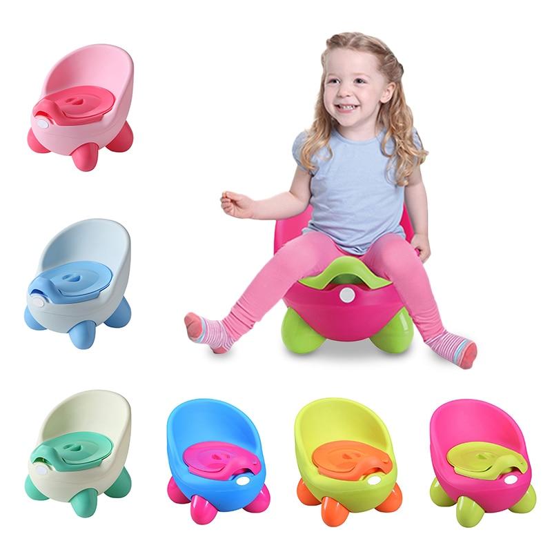 Baby Toilet Potty Portable Infant Pot Children's Baby Boy Potty Training Seat For Kids Road Pot Urinal For Boys Cartoon Cute Pot