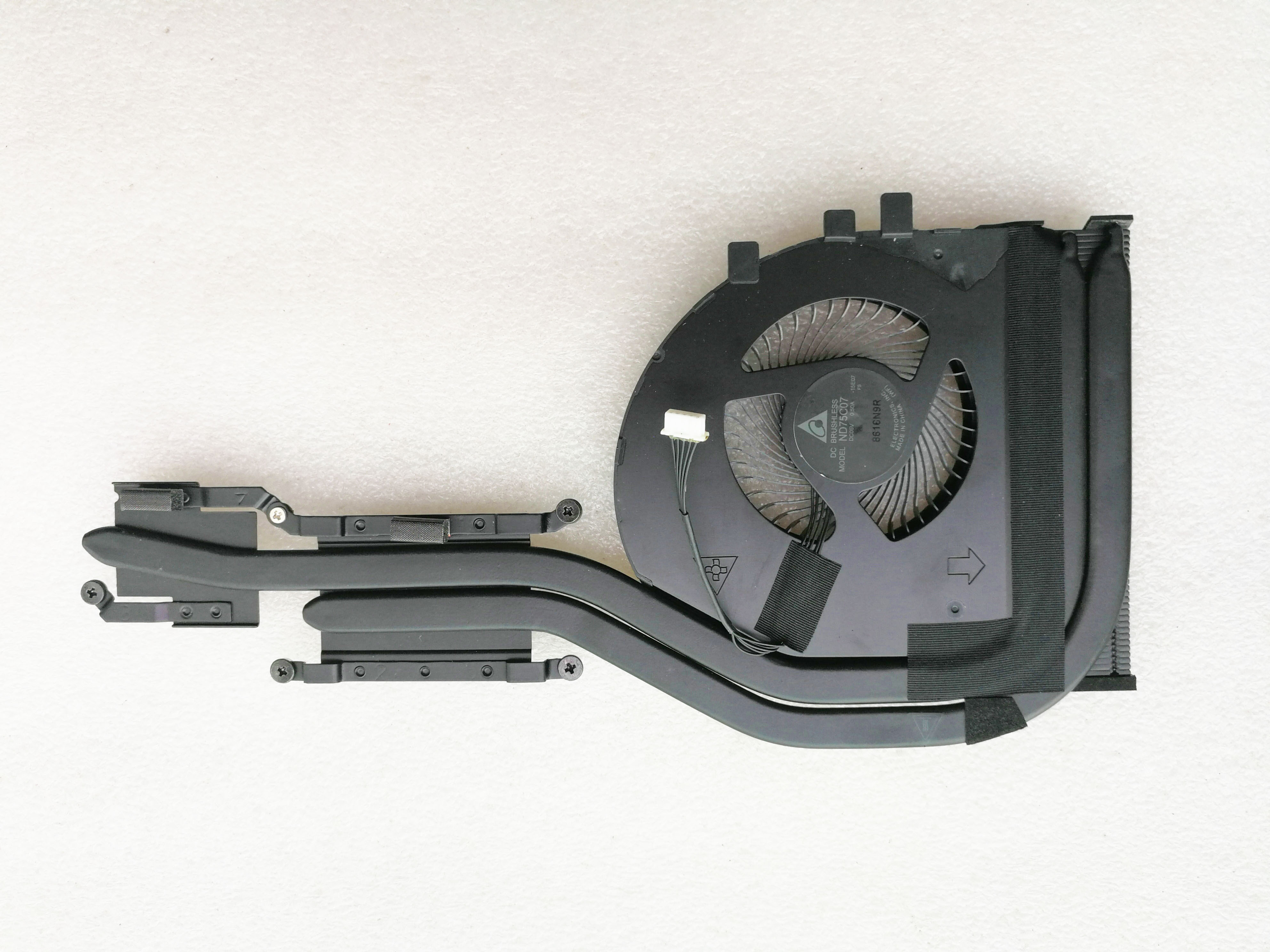 original for Lenovo for ThinkPad T460P T470P 01AW389 fan cooler heatsink AT10A001DT0-in Sound Cards from Computer & Office    1