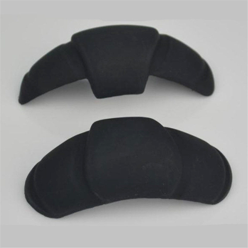 2 Pieces / Lot Skate Toe Cap Cover For SEBA High SEBA T KSJ TRIX Powerslide EVO Inline Skates Roller Skating Shoes BSTFAMLY G010