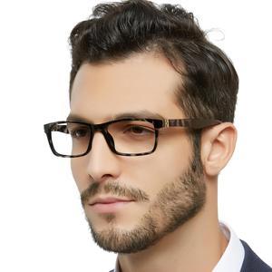 Image 2 - OCCI CHIARI okulary do czytania mężczyźni blokujące niebieskie światło okulary do czytania kobiety TR90 prezbiopia okulary komputerowe + 1.5 + 2.0 + 2.5 do + 4.0