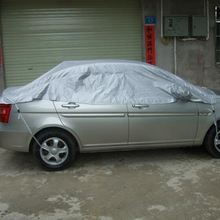 Universal Car Cover Prevent Heat Cold Sun Rain Snow Anti UV Styling Sunshade Protection Dustproof Outdoor