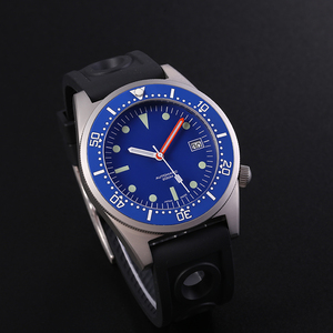Image 1 - STEELDIVE 1979 Shark NH35 Diver Watch 200m Automatic Watches Mens watches 2020 New Mechanical Watch men waterproof watch Diving