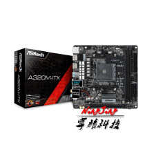 Socket-Am4 ITX Mini-Itx A320M Desktop SATA R3 CPU Support AMD ASROCK DDR4 3200mhz Can
