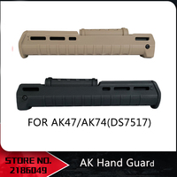 Element choice Wargame Equipment New Arrival AK Hand Guard For AK47/AK74(DS7517)Airsoft Paintball Accessories