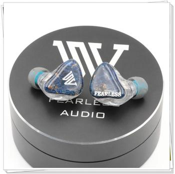 Fearless Audio ACME 8BA Driver In-Ear Monitor Full 3D-Printed HiFi Earphones Knowles Sonion Balanced Armature Detachable Cable