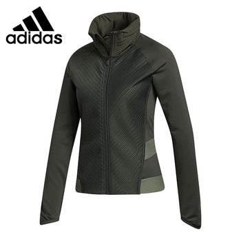 Original New Arrival Adidas T JKT C.RDY Women's jacket Hooded Sportswear 1