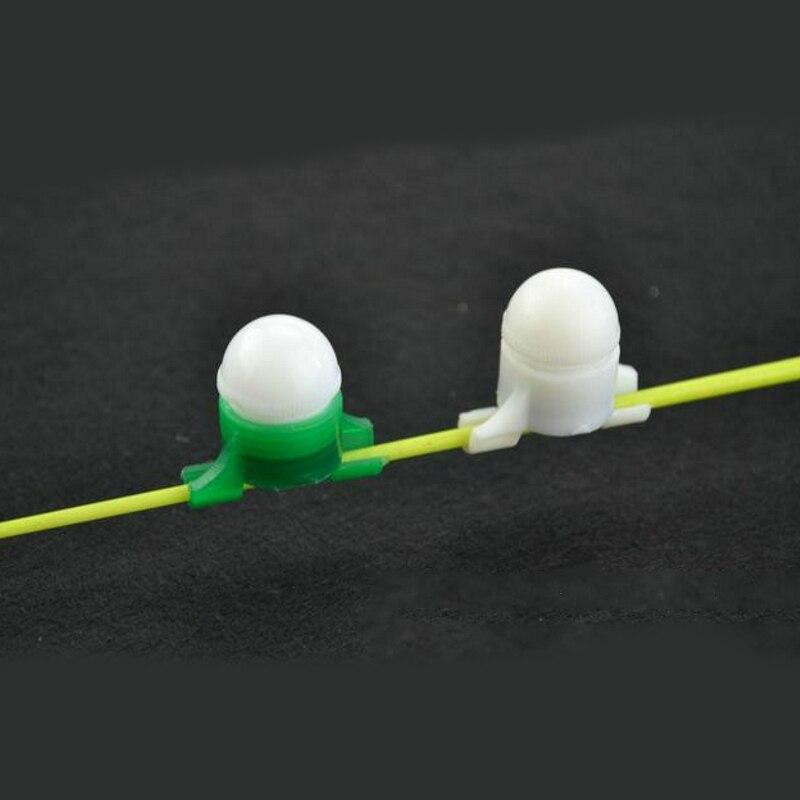 1 шт. переносной светодиодный удочка для ночной рыбалки зажим для укуса сигнальный светильник уличный инструмент рыболовный светильник|Рыболовный поплавок|   | АлиЭкспресс