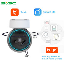 Tuya Smart Life 1080P IP Camera 2MP Wireless WiFi Security Surveillance CCTV Camera Baby Moniter Google home Assistant Alexa