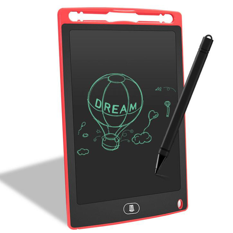 Drawing Toys 8.5 Inch LCD Writing Tablet Erase Drawing Tablet Electronic Paperless LCD Handwriting Pad Kids Writing Board