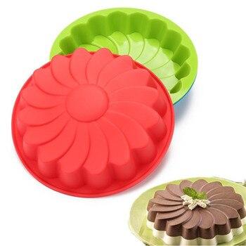 Silicone Cake. Baking dish 1