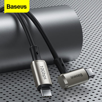 Baseus Quick Charge Cord – MacBook iPad Pro  Type-C Cable