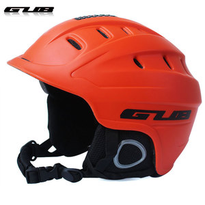 GUB Professional CE Certification PC+EPS Adult Ski Helmet Men Women Skating Skateboard Snowboard Snow Sports Skiing Helmets