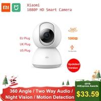 2019 Xiaomi IMI Smart Kamera Webcam 1080P WiFi Pan-tilt Nachtsicht 360 Winkel Video Kamera Baby Monitor home Security Kamera