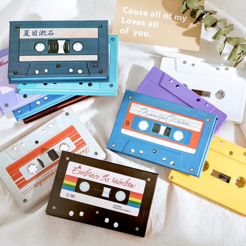 90 шт./лот 6 видов дизайна пленочные кассеты в стиле ретро на каждый день to-do контрольный список записной книжкой блокнот дневник блокноты для...