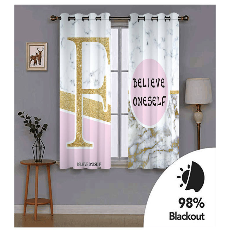High Quality Luxury Drapes Photo Curtains For Living Room Bedroom European Style Blackout Curtains