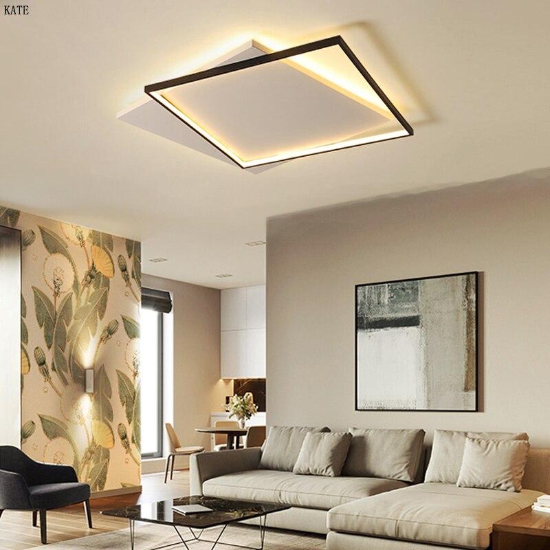 Modern LED Ceiling Light Fixtures for Study Dining Room Bedroom Living Room Balcony Ceiling Lamp