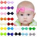 Yundfly шикарная милая лента с бантом для новорожденных повязка на голову для маленьких девочек повязка для волос с бантом Детские аксессуары ...
