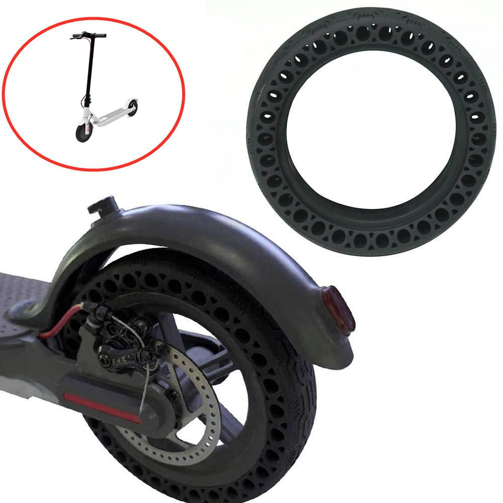 <font><b>Electric</b></font> <font><b>Scooter</b></font> Tire Wheel Front Rear Outer Tyre On For <font><b>Xiaomi</b></font> <font><b>Mijia</b></font> <font><b>M365</b></font> <font><b>PRO</b></font> <font><b>Electric</b></font> <font><b>Scooter</b></font> Anti-Explosion Solid Rubber Tire image