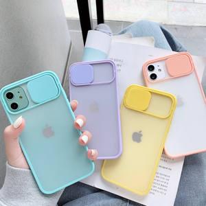 Защитный чехол для объектива камеры для iPhone 11 12 Pro Max 8 7 6 6s Plus Xr XsMax X Xs SE 2020 12 цветов мягкая задняя крышка ярких цветов