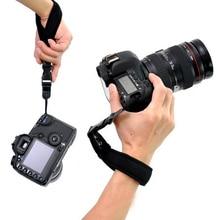 Leder + Tauchen Kamera Hand Grip Soft Schnell Abnehmbare Handgelenk Hand Strap Für Canon Für Nikon Für Sony Für Fujifilm SLR/DSLR Kamera