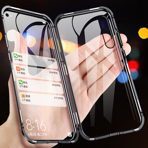 360 3D Магнитный адсорбционный чехол для Huawei P30 Pro P 30 p30lite p30pro Honor 20 Pro 10 Lite Honor10 Honor20 двойной стеклянный чехол