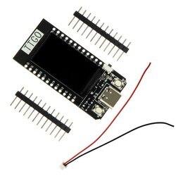 K TT-GO T-DISPLAY ESP32 LCD DIY entuzjasta rozwoju pokładzie  dla Arduino WiFi i dla Bluetooth podwójny moduł akcesoria
