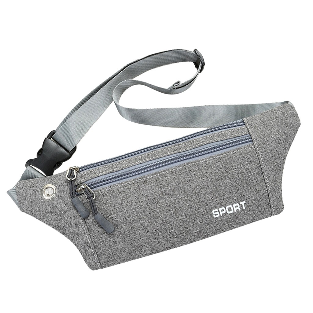 Women Waist Bags Designer Women Men Multi-function Pockets Outdoor Sport Leisure Messenger Waist Packs Bag 2019 Sac Banane913
