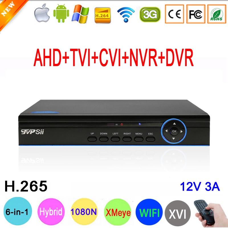 Cámara CCTV 1080P, 960P, 720P, 960H XMeye Hi3521D 16 canales 16CH 6 - Seguridad y protección