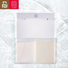 Youpin Diiib Automatic Induction Soap Dispenser Double Outlets Touchless Infrared Sensor Liquid Foam Soap Hand Washer Sanitizer