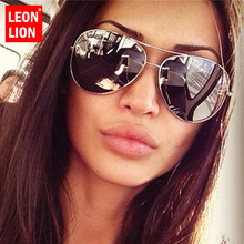 LeonLion Oversized Sunglasses Women Vintage Sunglasses Women