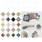 2Pcs/Set Ceramic Til...