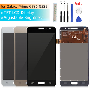 Image 1 - For Samsung GALAXY Grand Prime lcd g530 lcd Touch Screen digitizer Assembly G531f G531H G531FZ display Repair Parts