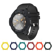Anti-Scratch Shockproof Hard PC Protective Case Cover Shell for Ticwatch S2 Smart Watch Sports Accessories