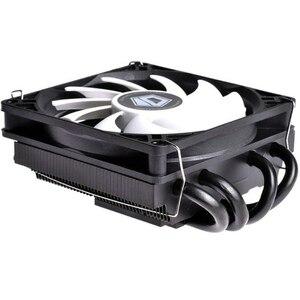 ID охлаждение IS40X охлаждающий вентилятор cpu кулер для ITX A4 корпус тонкий корпус для AMD AM4 LGA1150 1151