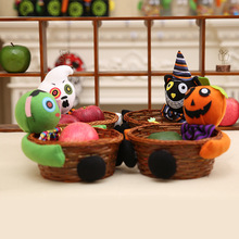 High grade new Straw candy box Halloween holiday supplies ch