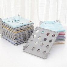 2 Pcs Wardrobe Partition Storage Rack Creative Clothes Storage Holders Pants Clothing Folding Finishing Racks Man Wardrobe