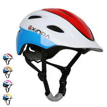 Children's helmet bicycle helmet riding protective gear rock climbing development helmet helmet skating roller skate helmet