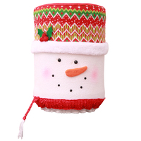 Christmas Dust proof Protective Cover Decoration Water Dispenser Reindeer Design|Water Dispenser Covers|   -