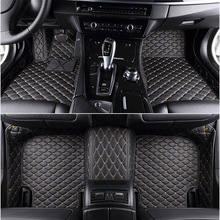 Car-Floor-Mats G31 Custom Touring Gran F07 5-Seat F10 E60 E39 E61 Bmw for 5-series/E39/E60/..